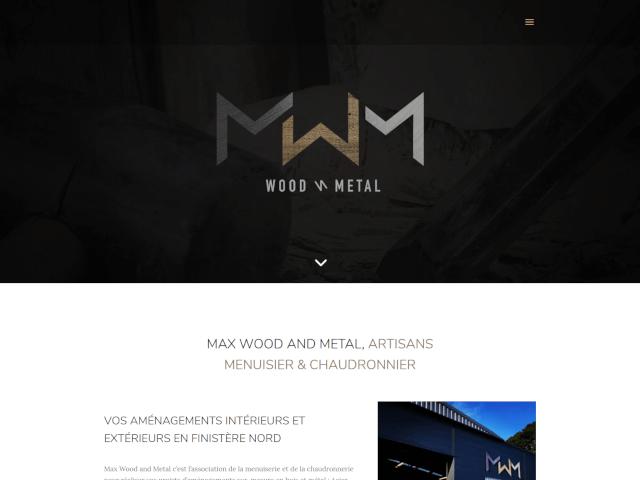 Max Wood and Metal