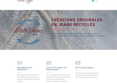 Mélo'jeans fabriK