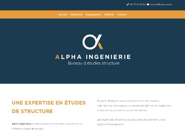 Alpha ingenierie