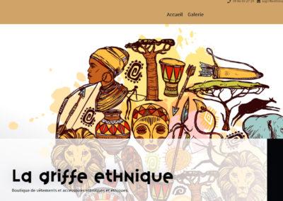 Griffe Ethnique
