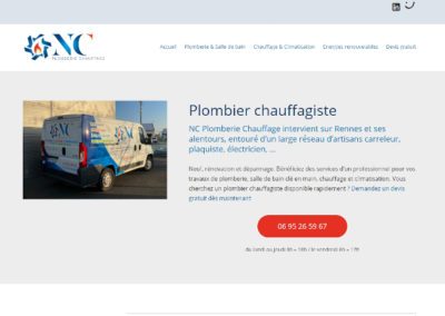 NC Plomberie Chauffage