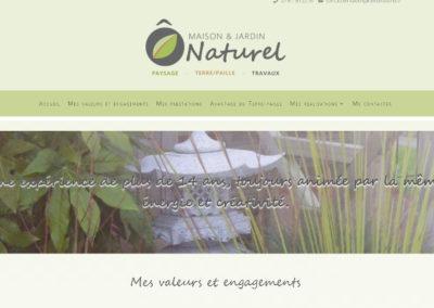 Maison et Jardin O Naturel