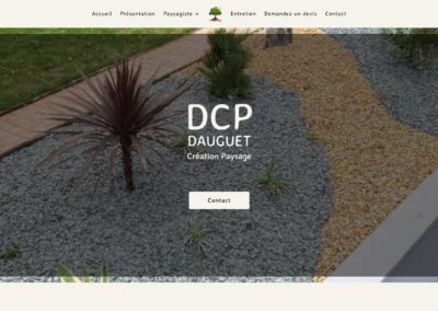 DCP Dauguet Création Paysage