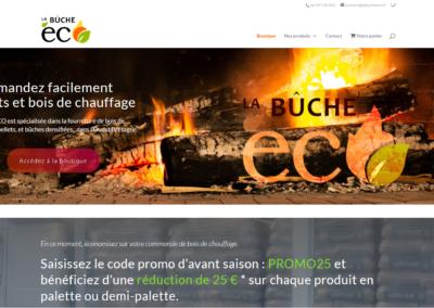 La Bûche Eco