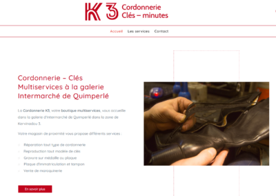 K3 Cordonnerie